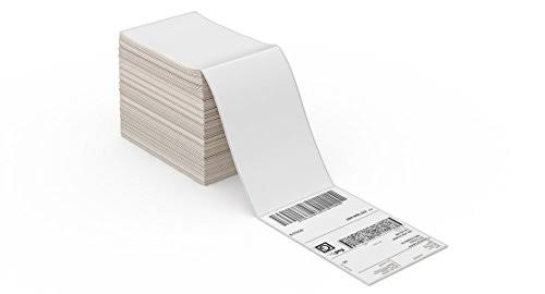 Toshiba Fanfold Labels