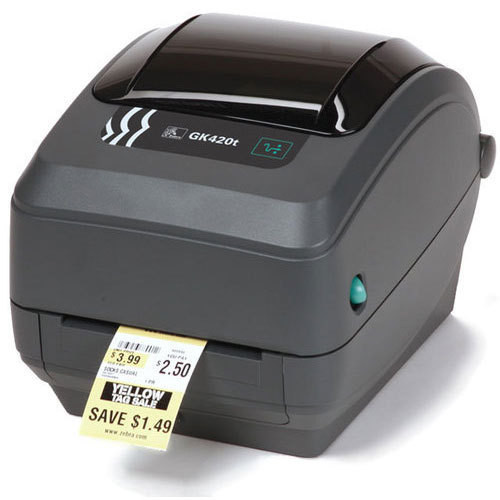 Zebra GK 420t Barcode Printer