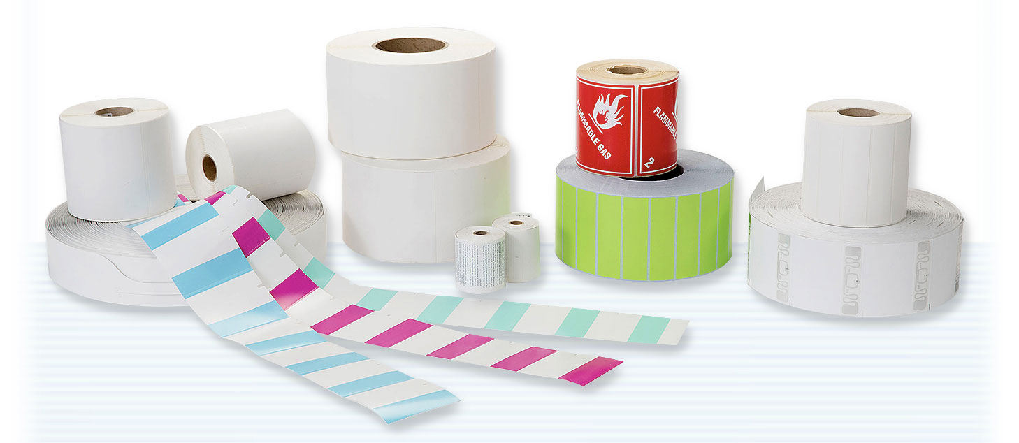 Sato Direct Thermal Transfer Labels