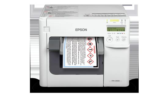 Epson C3510 Barcode Printer