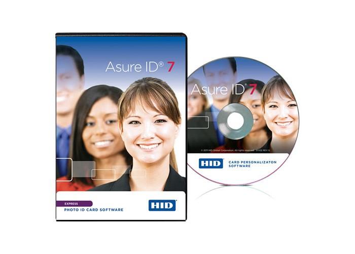 Assure ID 7 Express Badging Software
