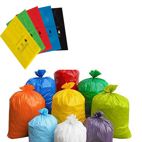 Bio degradable Waste Bags