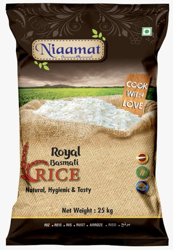 Printed Non Woven Rice Packaging Bags