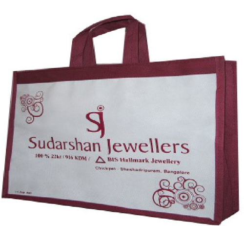 Jewellery Non Woven Carry Bags