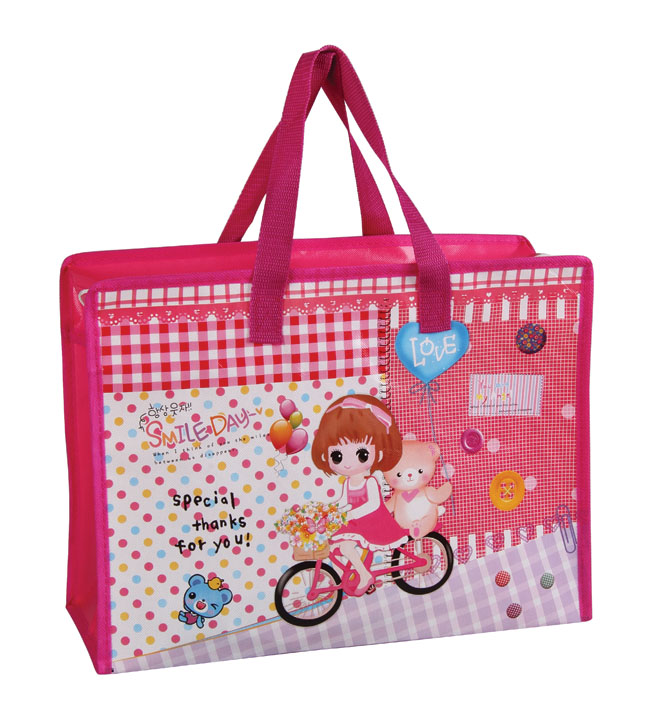 Small Non Woven Tote Bag For Kids
