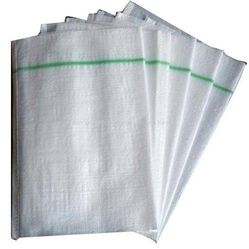 Polypropylene White PP Woven Bags
