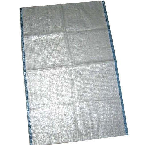 White PP Woven Laminated Bag