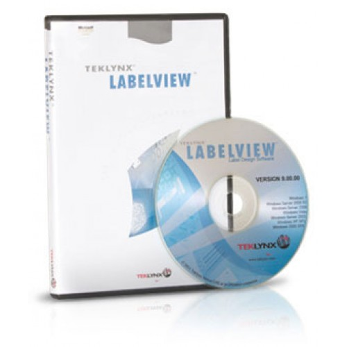 TEKLYNX LABELVIEW Design Software
