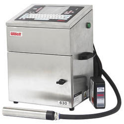 Willett 630 Industrial Printer