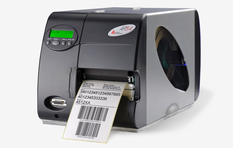 Avery Dennison 9688 Barcode Printer