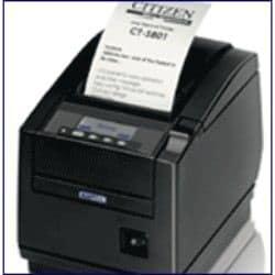 Citizen CTS 801 Reciept Printer