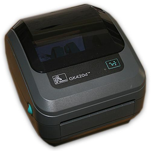 Zebra GK 420d Barcode Printer