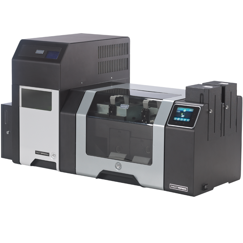 Fargo HDP8500LE Card Printer