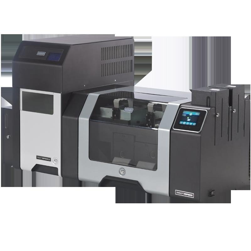 Fargo HDP8500LE Card Printer