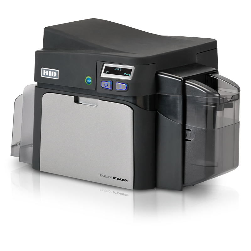 Fargo DTC4250e Card Printer