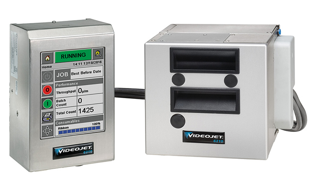 Videojet 6210 Industrial Printer