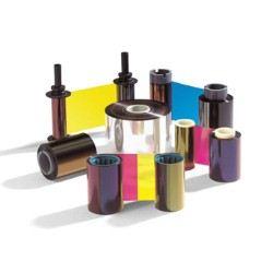 YMCKO Ribbon for Fargo Printers