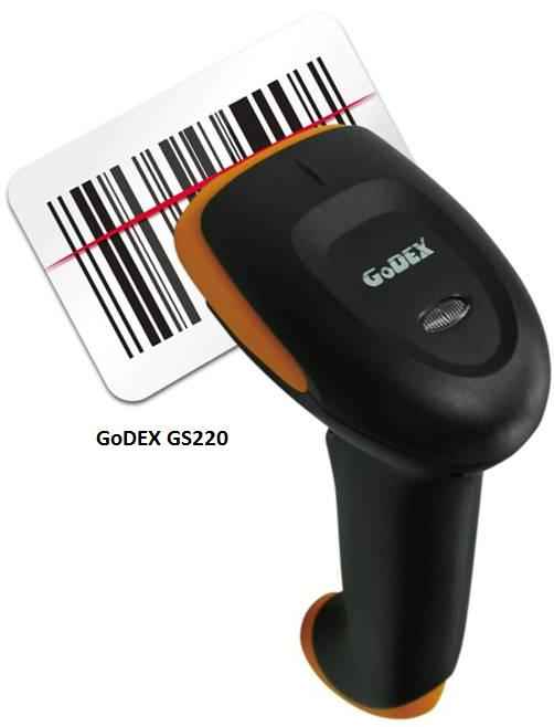 Godex GS220 Barcode Scanner