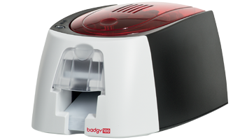 Evolis Badgy100 Card Printer