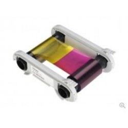 Evolis Full Panel YMCKO Color Ribbon