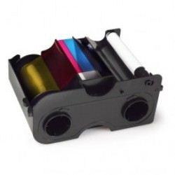 Fargo 45000 YMCKO Color Ribbon
