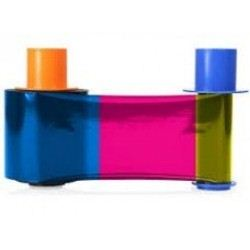 Fargo 45209 YMCKO Color Ribbon