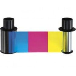 Fargo 45210 YMCKO Color Ribbon