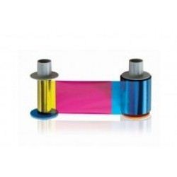 Fargo 84052 YMCKO Full panel Color Ribbon