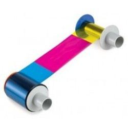Fargo 84069 YMCKO Half Panel Color Ribbon