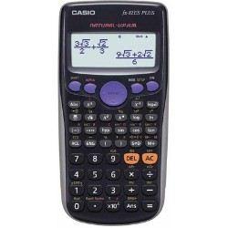 fx 82ES PLUS BK Calculator