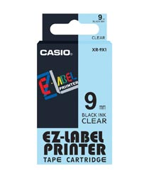 Casio XR 9X1 Label Printer Tape
