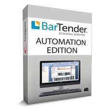 Bartender Automation Software