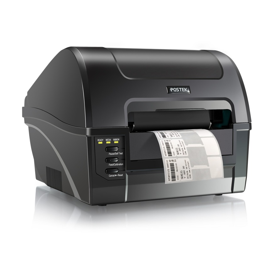 Postek C168 200dpi Barcode Printer