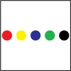 Color Indication Stickers