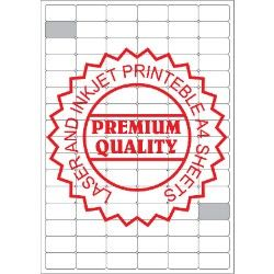 General Purpose Sticker Size 25x12.5mm