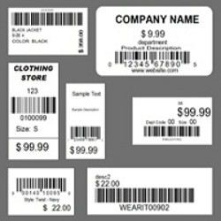 Barcode Registration cost