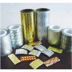 Medical & Pharmaceutical Aluminum Foil