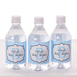 Glass Bottles Waterproof Labels