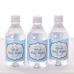 Glass Bottles Waterproof Labels