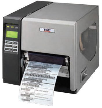 TSC TTP 366M Barcode Printer