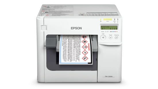 EPSON TM C3510 Barcode Printer