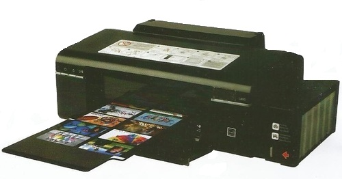Epson Inkjet PVC Card Printer
