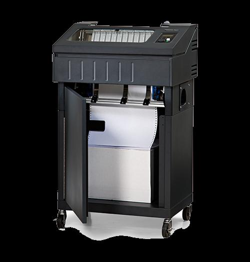 Printronix P8000 Zero Tear Line Matrix Printer