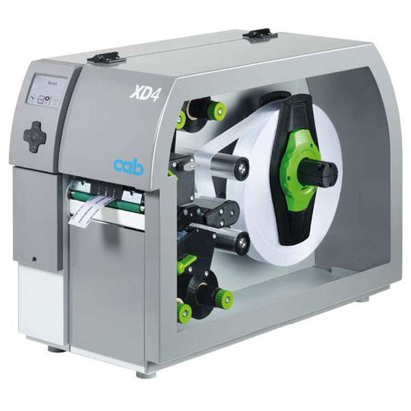 CAB XD4M Barcode Printer