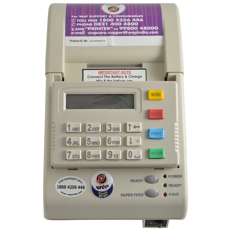 WeP BP 25T Billing Printer