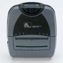 Zebra P4T Barcode Mobile Printer