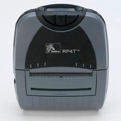 Zebra P4T Barcode Mobile Printer