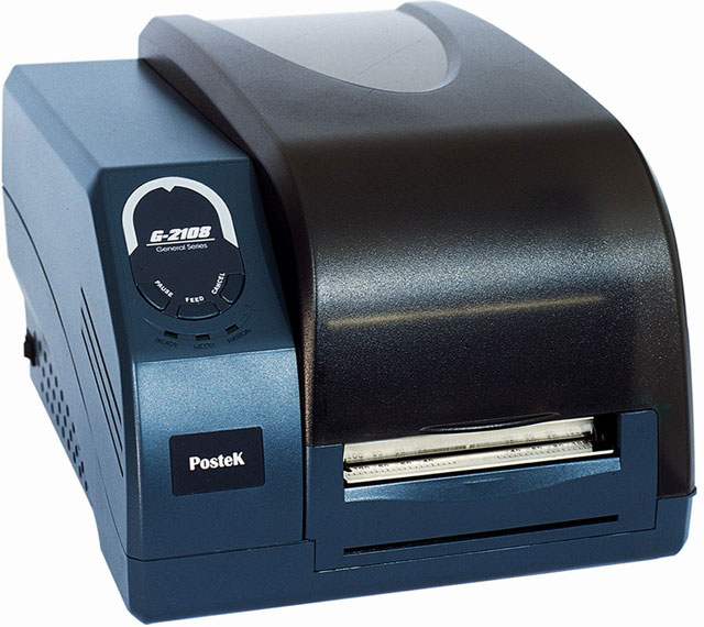 Postek G2108 Barcode Printer
