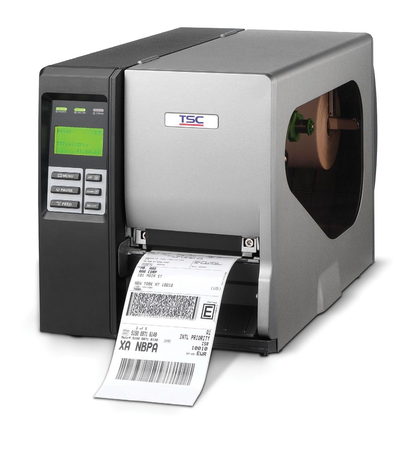 TSC TTP246M Plus Barcode Printer