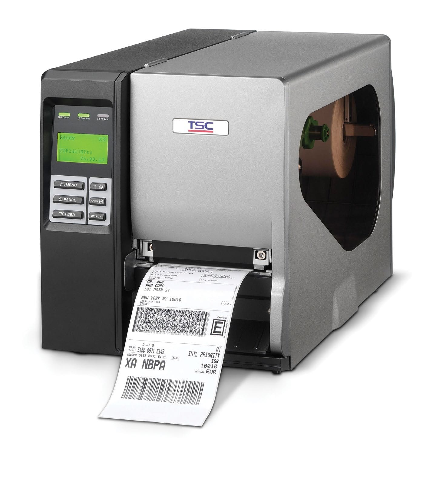 TSC TTP246M Plus Barcode Printer